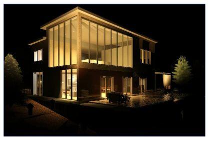 vacationhouse_night